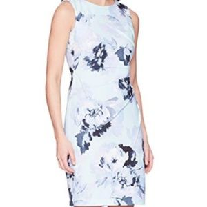 Calvin Klein Women's Starburst Shift Dress, SZ 8